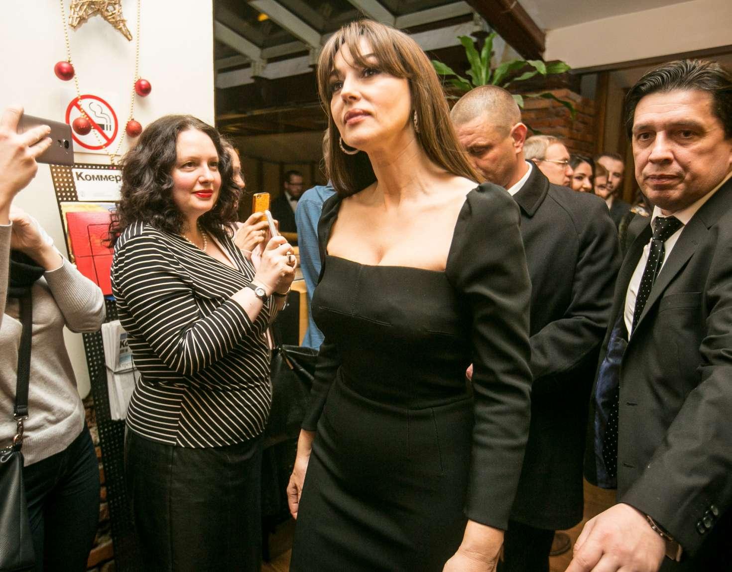 Monica Bellucci 2016 : Monica Bellucci: On the Milky Road Premiere in Moscow -18