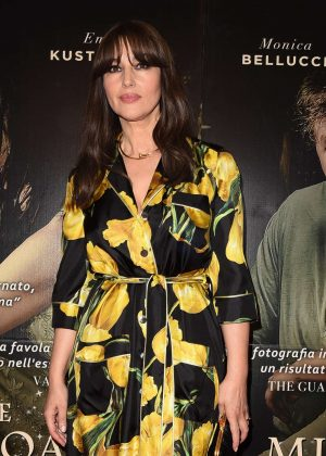 Monica Bellucci - 'On The Milky Road' Premiere in Rome