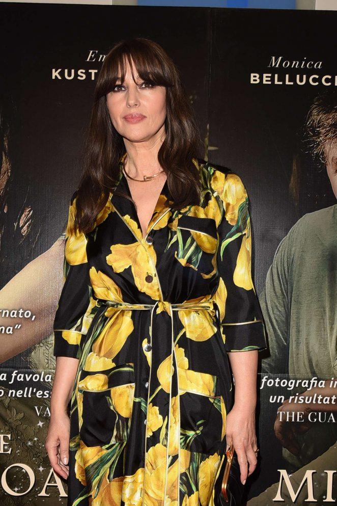 Monica Bellucci – 'On The Milky Road' Premiere in Rome