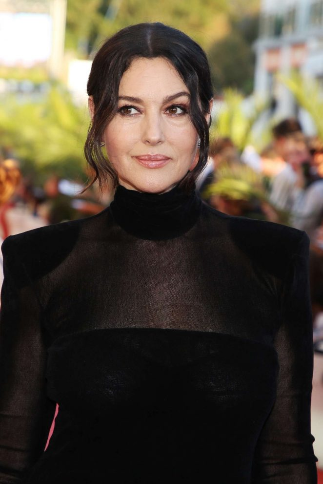 Monica Bellucci Opening Ceremony Of The 29th Edition Of