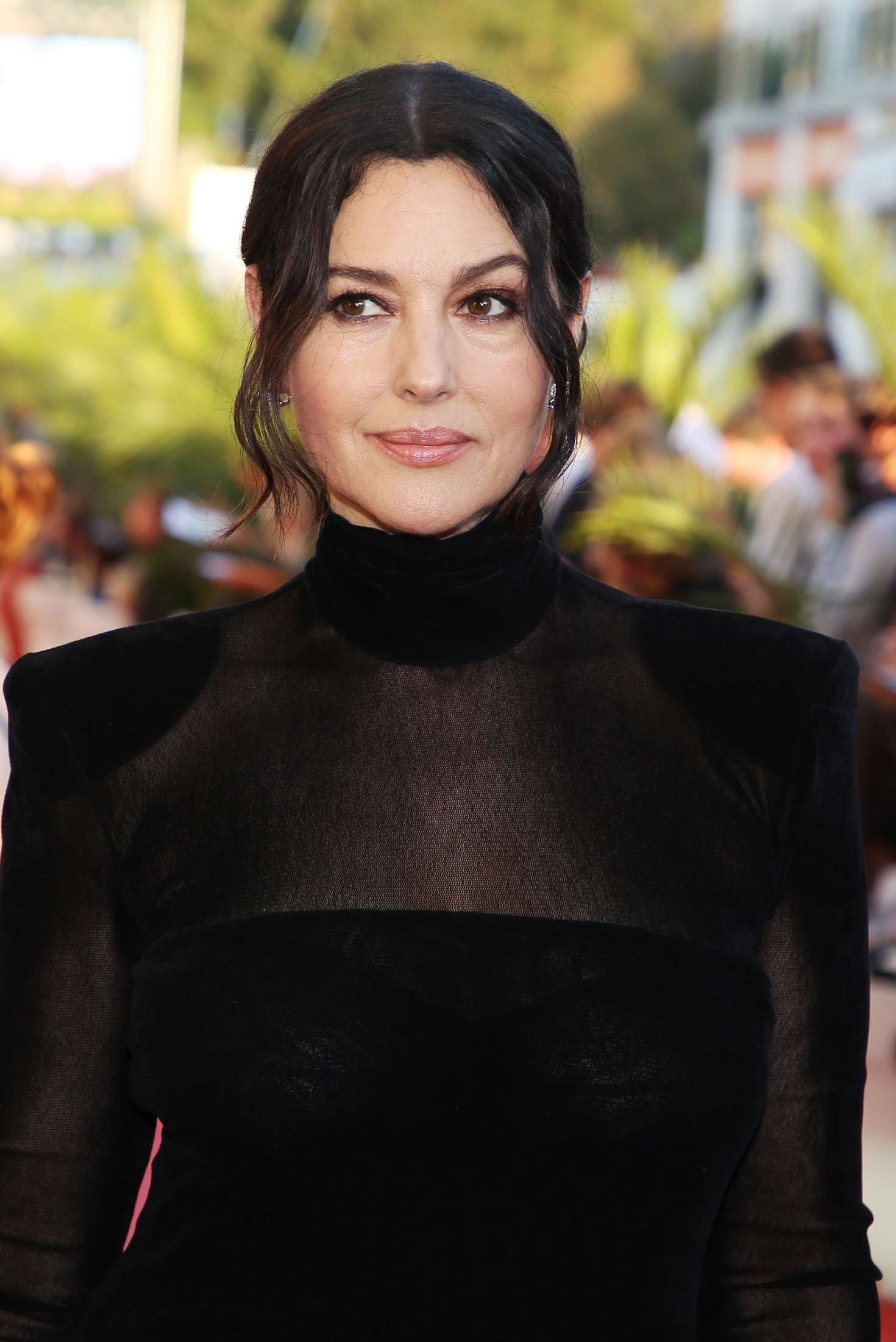 Monica Bellucci - Opening ceremony of the 29th edition of Dinard Film Festival