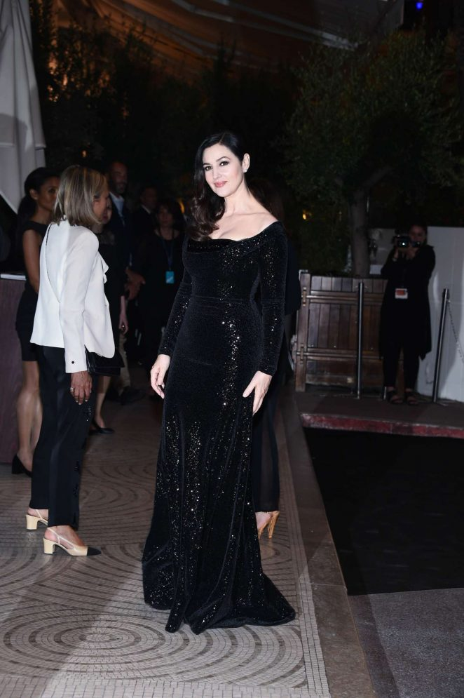 Monica Bellucci: Opening Gala Dinner in Cannes -07