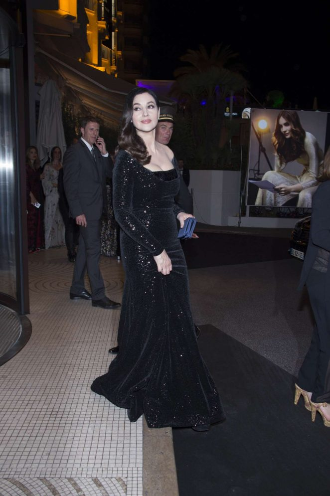 Monica Bellucci: Opening Gala Dinner in Cannes -08