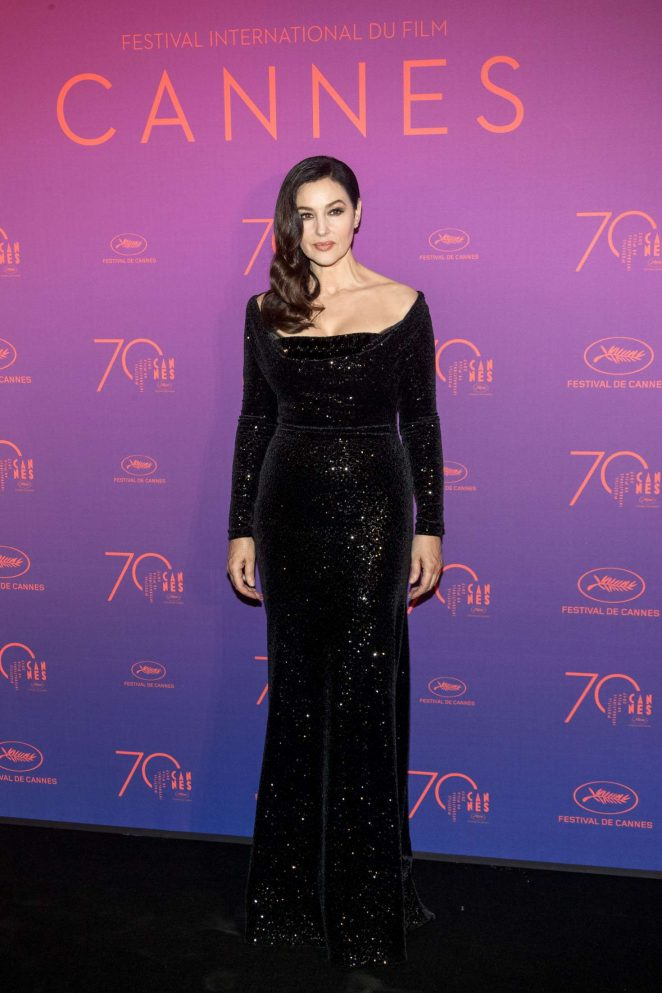 Monica Bellucci: Opening Gala Dinner in Cannes -09
