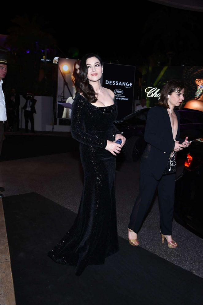 Monica Bellucci: Opening Gala Dinner in Cannes -15