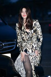 Monica Bellucci - Outside 'Diner du Cinema - Madame Figaro' Event in Paris