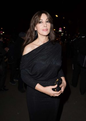 Monica Bellucci – Sidaction Gala Dinner SS 2017 in Paris