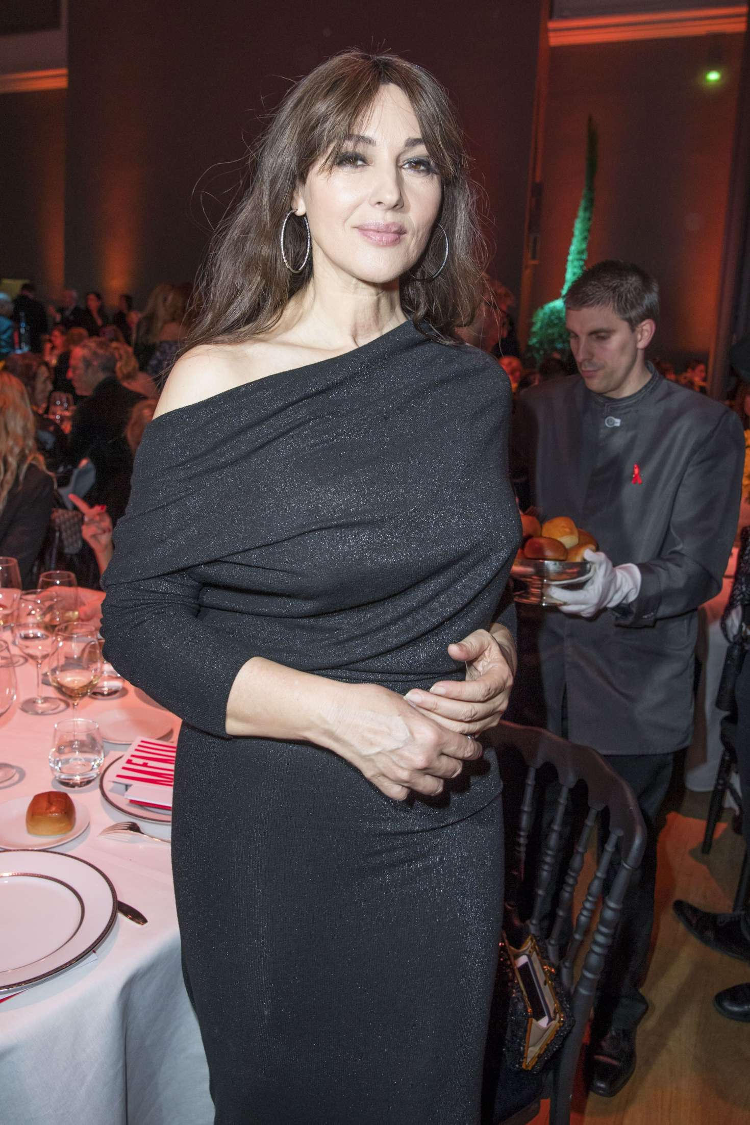 Monica Bellucci 2017 : Monica Bellucci: Sidaction Gala Dinner SS 2017 -03