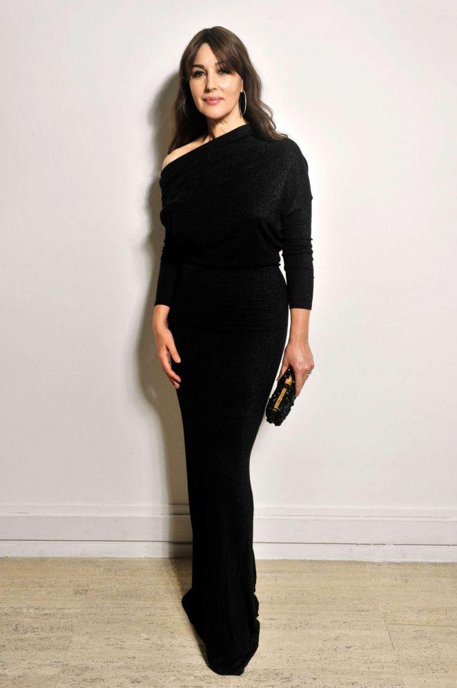 Monica Bellucci 2017 : Monica Bellucci: Sidaction Gala Dinner SS 2017 -09