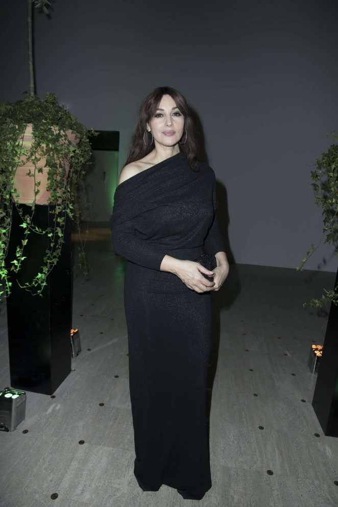 Monica Bellucci 2017 : Monica Bellucci: Sidaction Gala Dinner SS 2017 -14