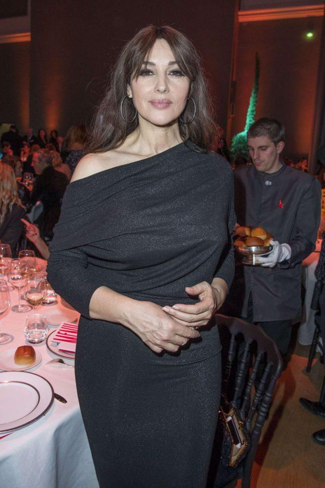 Monica Bellucci: Sidaction Gala Dinner SS 2017 -20