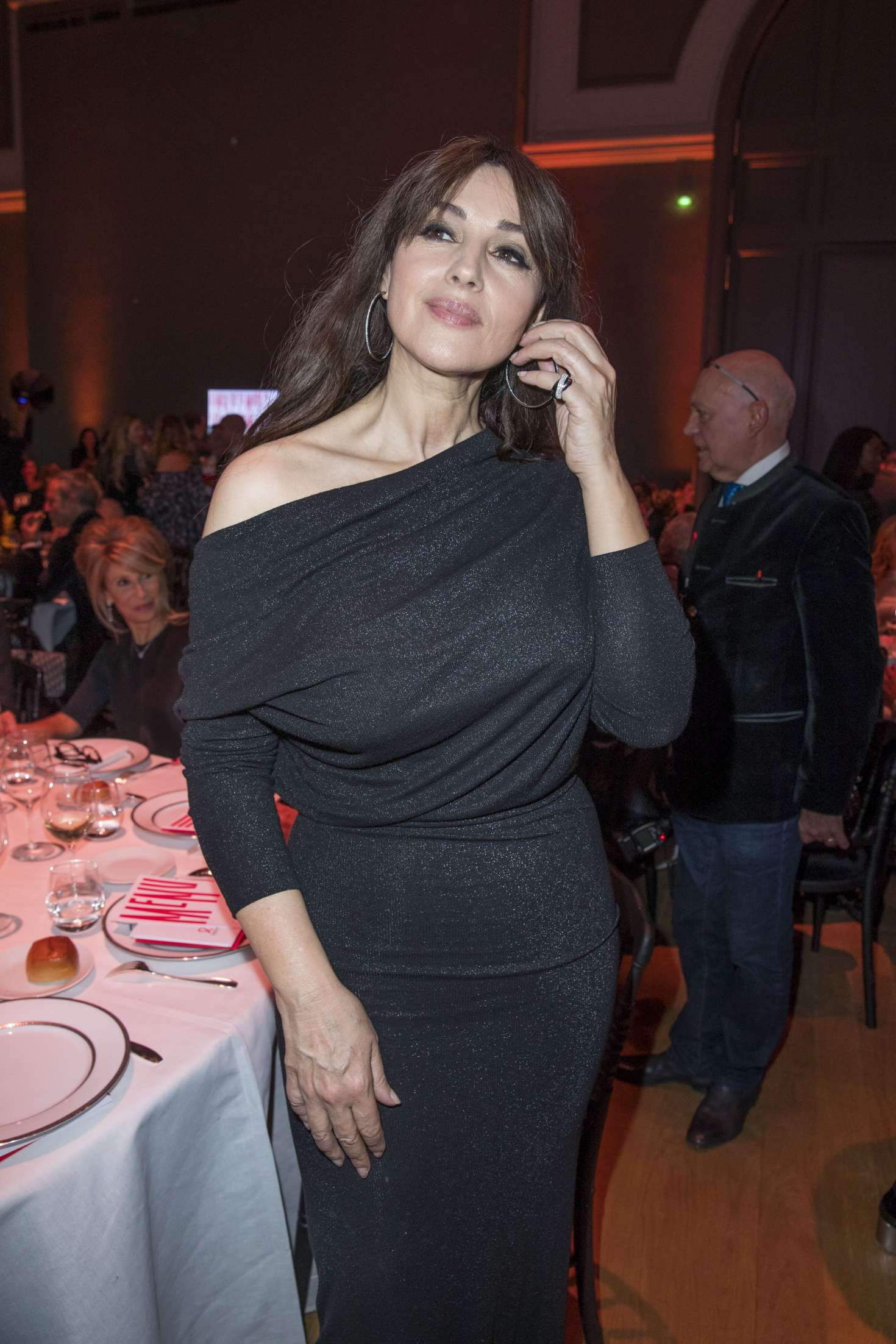 Monica Bellucci 2017 : Monica Bellucci: Sidaction Gala Dinner SS 2017 -22