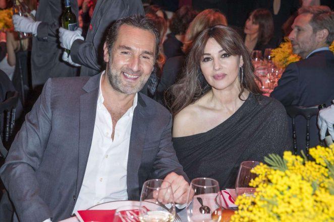 Monica Bellucci: Sidaction Gala Dinner SS 2017 -25