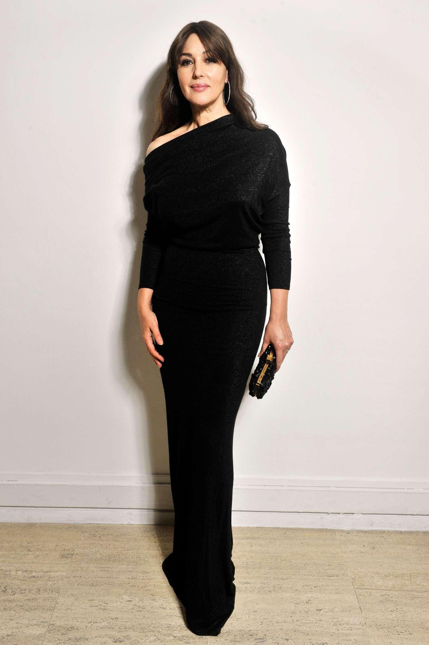 Monica Bellucci 2017 : Monica Bellucci: Sidaction Gala Dinner SS 2017 -38