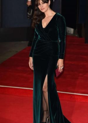 Monica Bellucci - 'Spectre' Premiere in London