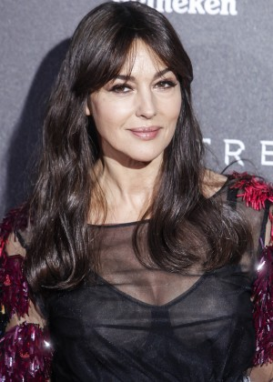 Monica Bellucci - 'Spectre' Premiere in Madrid