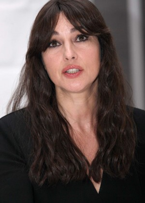 Monica Bellucci – 'Spectre' Press Conference in Mexico City