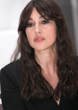 Monica Bellucci - 'Spectre' Press Conference in Mexico City