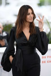 Monica Bellucci - 'The Best Years of a Life' Photocall at 2019 Cannes Film Festival