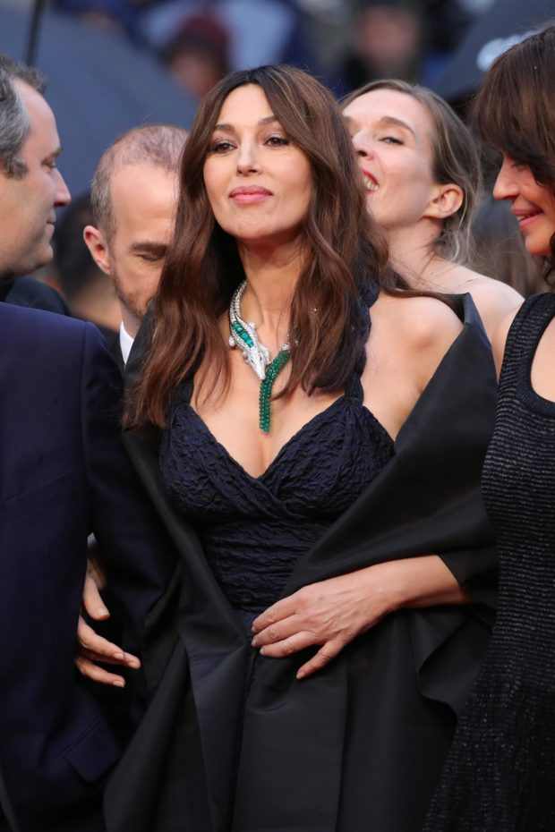 Monica Bellucci The Best Years Of Life Premiere At 2019