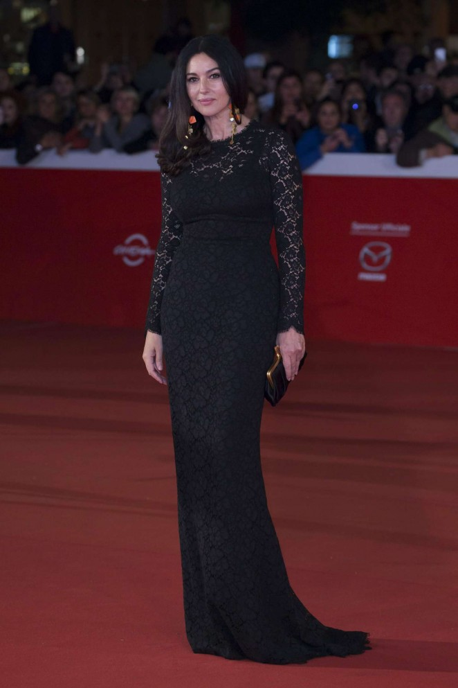 Monica Bellucci - 'Ville-Marie' Premiere at 10th Rome Film Festival