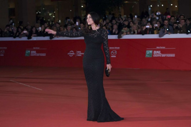 Monica Bellucci: Ville Marie Premiere -24