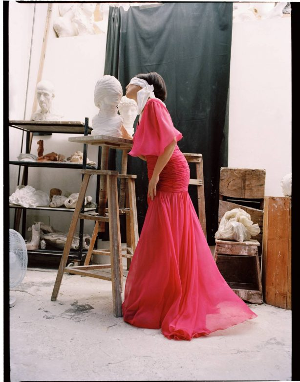 Monica Bellucci - Vogue Magazine (Italia - November 2020 issue)