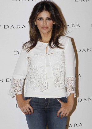 Monica Cruz - Dandara Promotional Event in Madrid