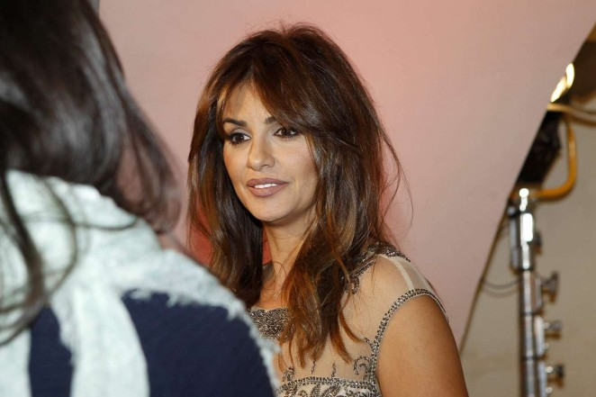 Monica Cruz: During the first edition of the magazine Interiors Awards -04