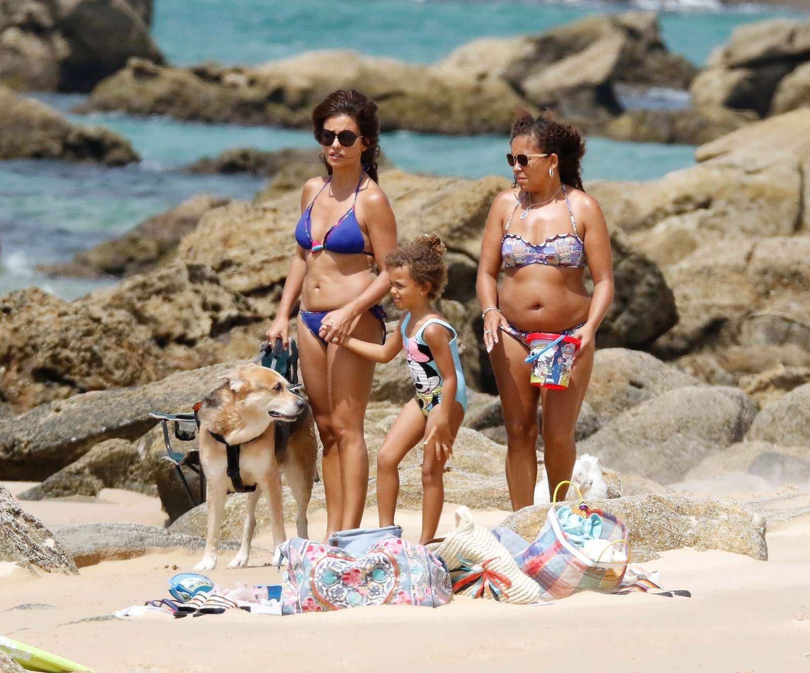 Monica Cruz 2017 : Monica Cruz in Bikini 2017 -37