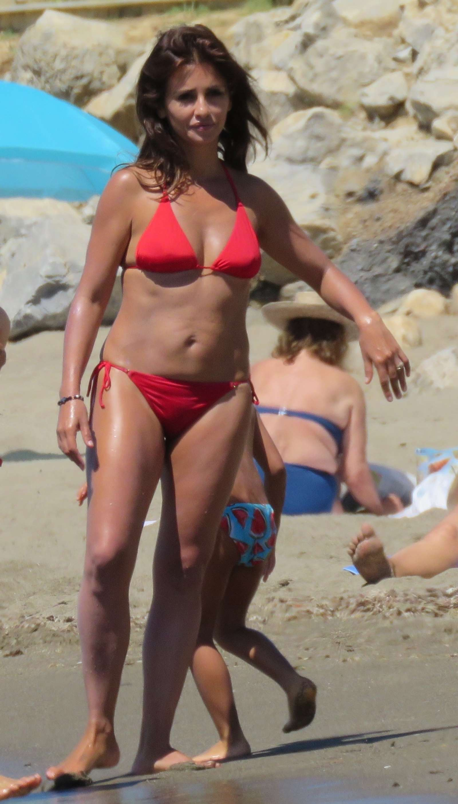 Bikini In Cruz 2017 Red Monica 14Gotceleb EHIW2D9eY
