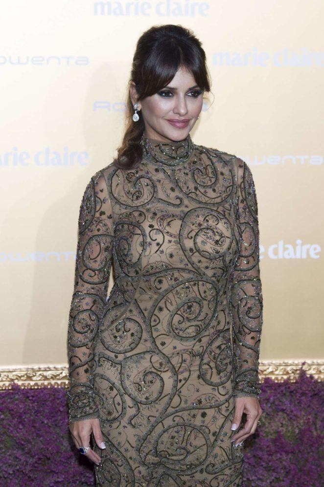 Monica Cruz - Marie Claire Prix De La Moda Awards 2017 in Madrid
