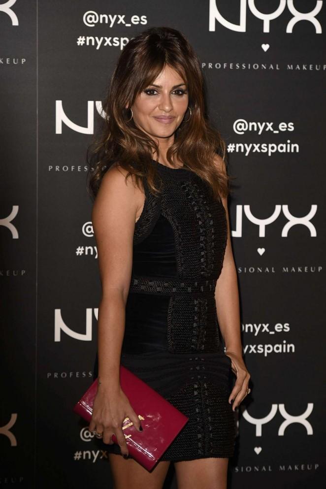 Monica Cruz - NYX Cosmetics Launch in Madrid