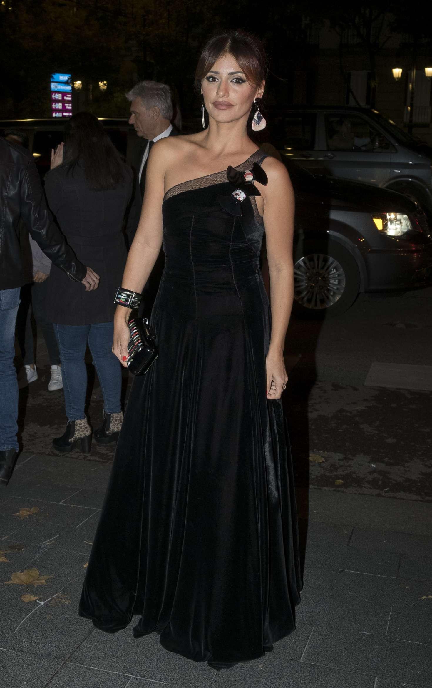 Monica Cruz - The Gala Sida Celebrated in Madrid