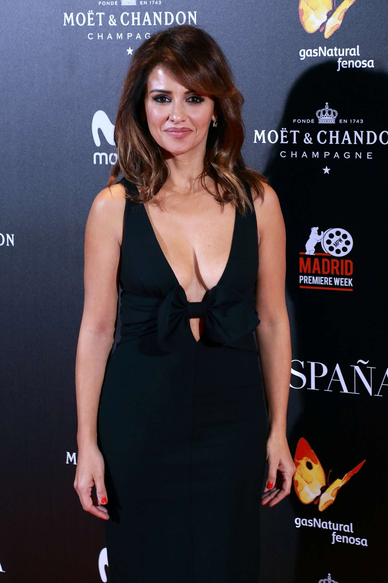 Monica Cruz – 'The Queen of Spain' Premiere in Madrid