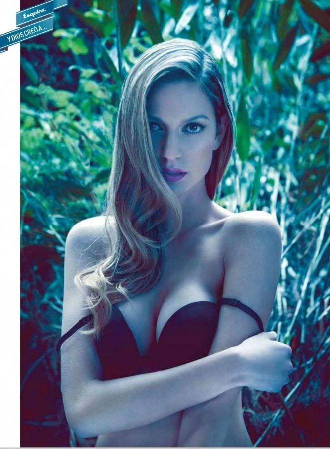 Monica Hernandez - Esquire Mexico Magazine (June 2015)