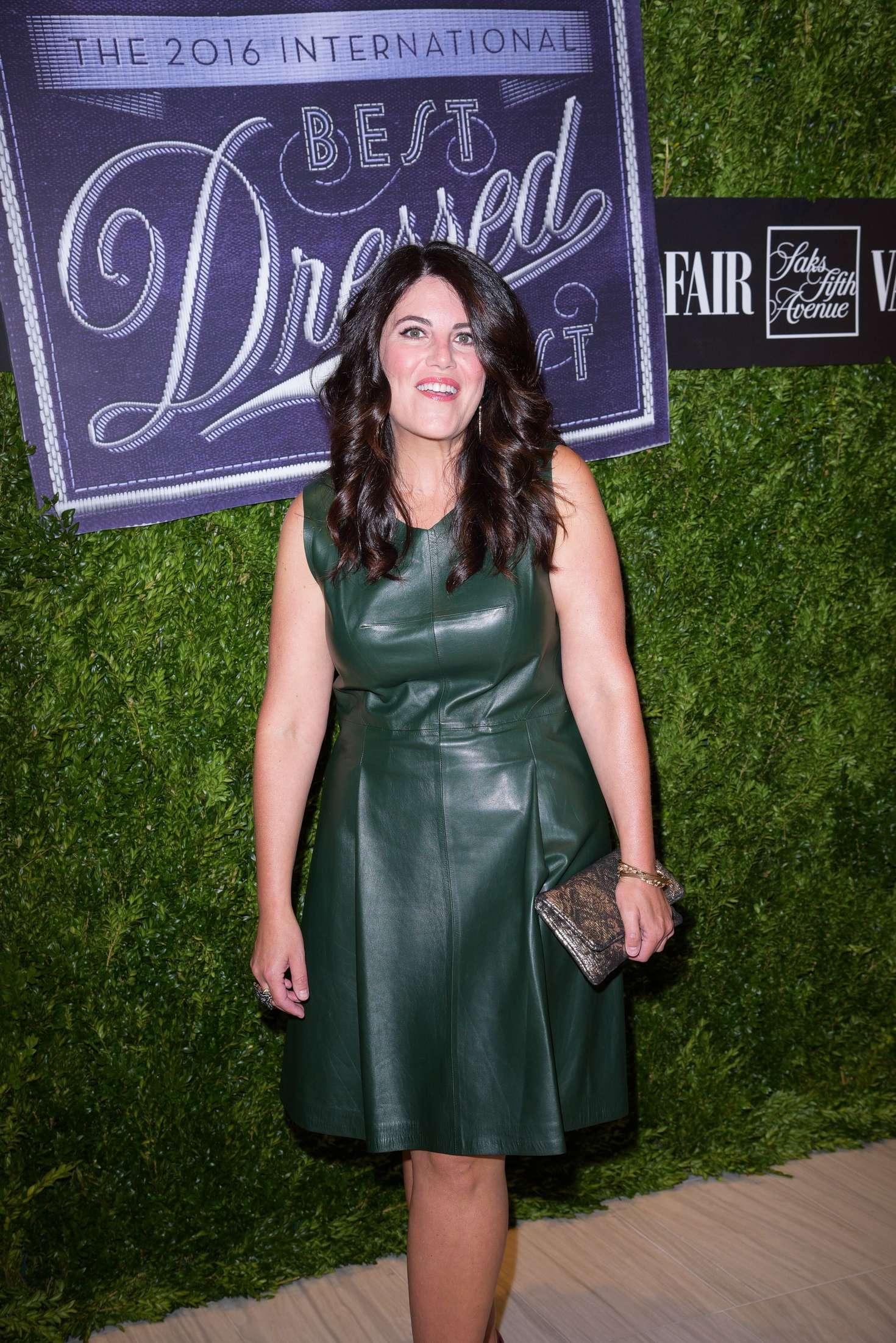 Monica Lewinsky Dress