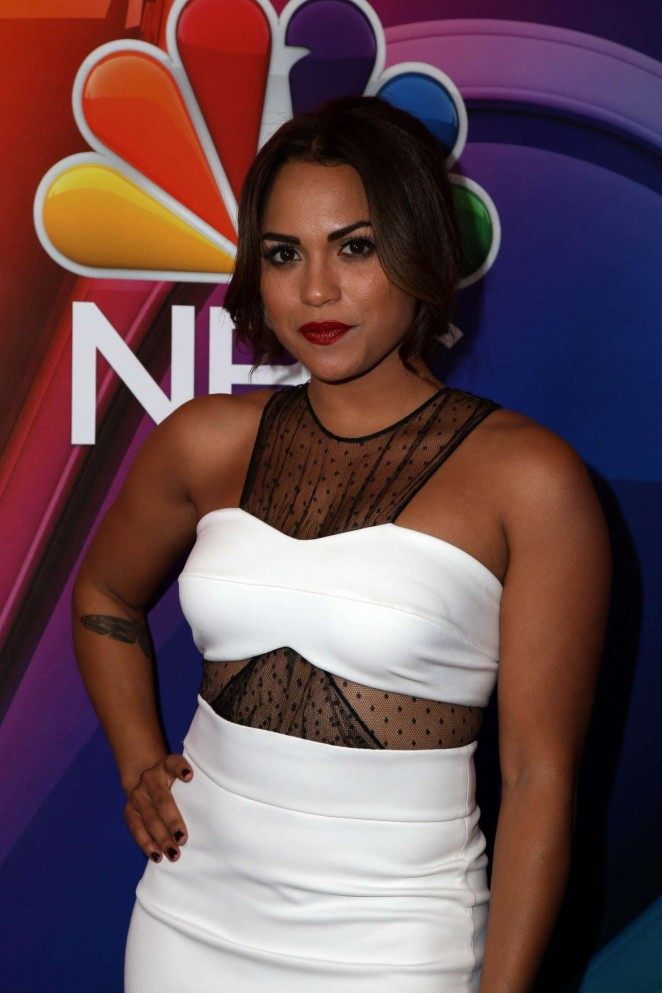 Monica Raymund - NBCUniversal 2016 Winter TCA Tour in Pasadena