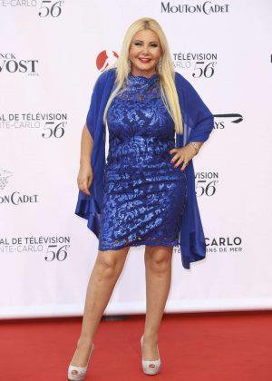 Monika Bacardi - 56th Monte-Carlo Television Festival in Monte Carlo