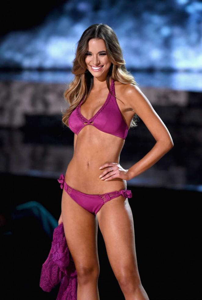 Monika Radulovic – 2015 Miss Universe Pageant in Las Vegas