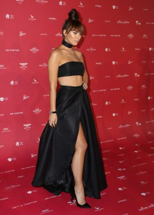 Monika Radulovic - Museum of Applied Arts and Sciences Centre for 2018 Fashion Ball in Sydney