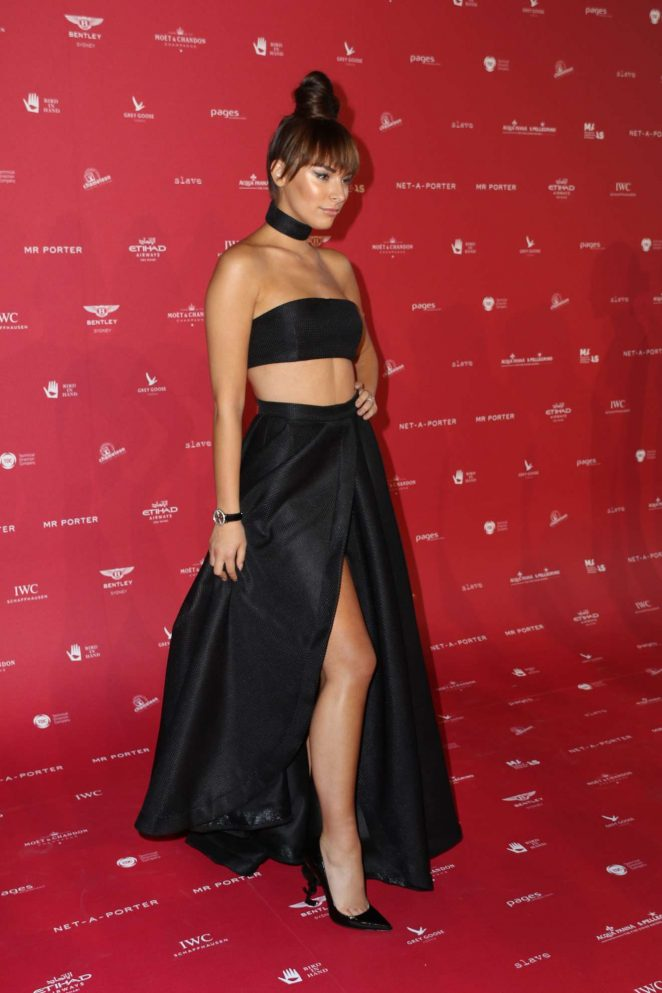 Monika Radulovic – Museum of Applied Arts and Sciences Centre for 2018 Fashion Ball in Sydney