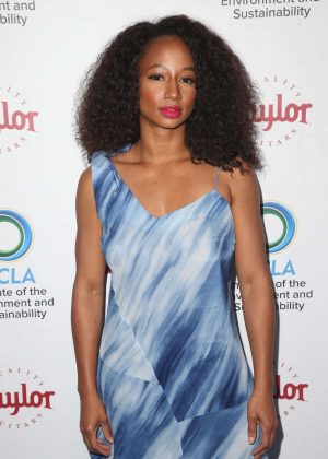 Monique Coleman - 2018 UCLA's Institute of the Environment and Sustainability Gala in LA