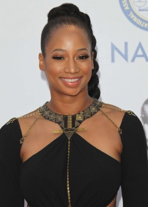 Monique Coleman - 2016 NAACP Image Awards in Pasadena
