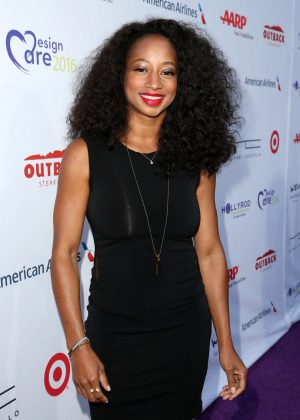 Monique Coleman - HollyRod Foundation's 2016 DesignCare Gala in Pacific Palisades