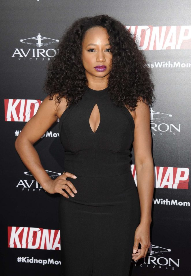 Monique Coleman - 'Kidnap' Premiere in Los Angeles