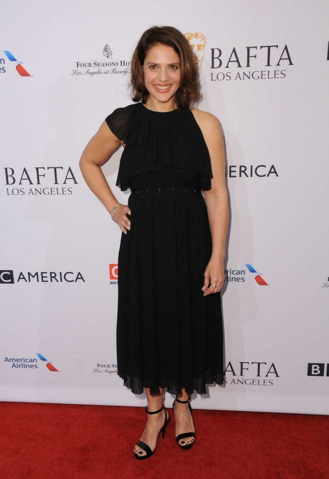 Monique Gabriela Curnen - BAFTA LA Tea Party 2017 in Beverly Hills