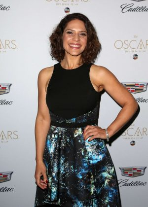 Monique Gabriela Curnen - Cadillac celebrates The 89th Annual Academy Awards in LA