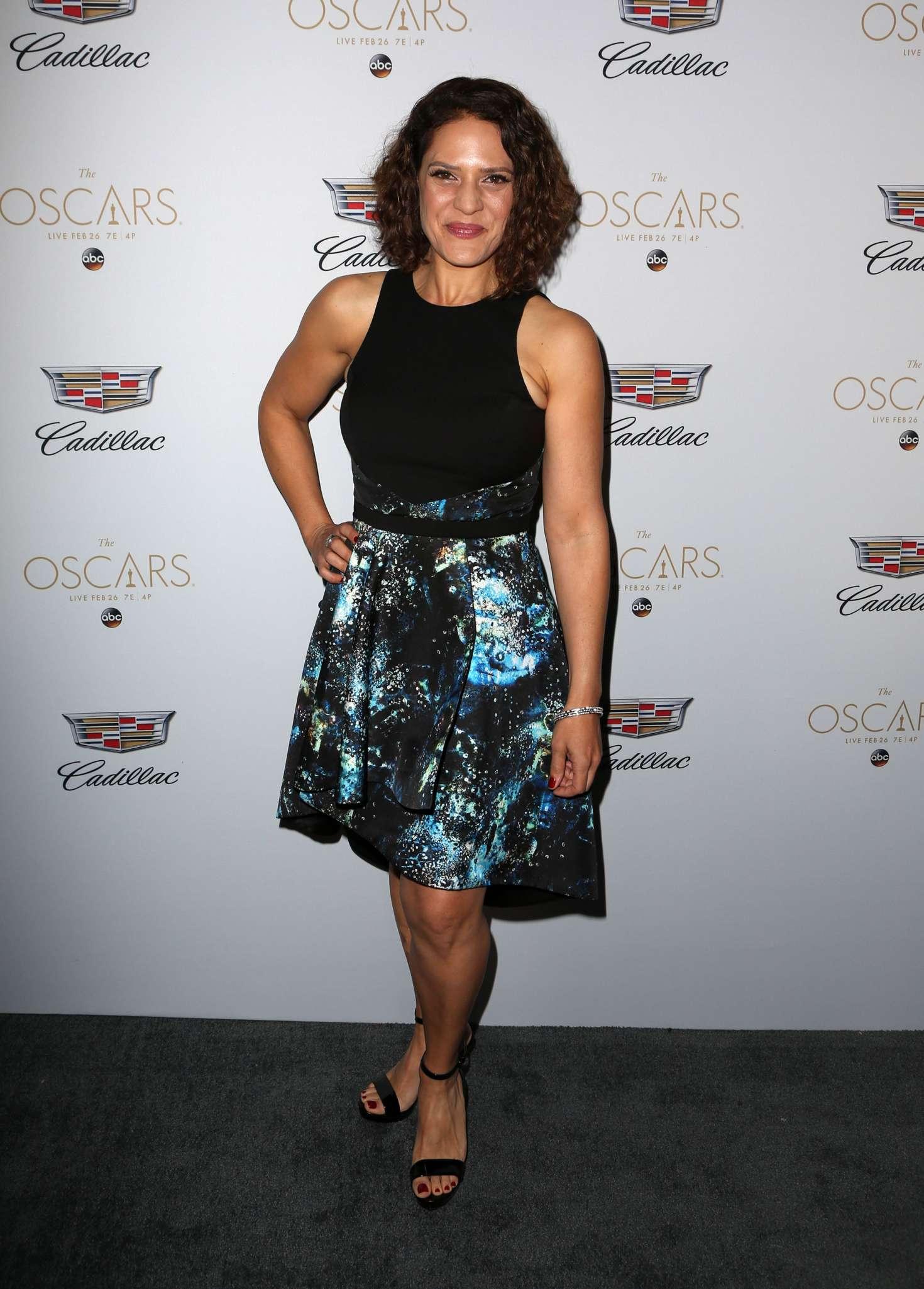 Monique Gabriela Curnen: Cadillac celebrates The 89th Annual Academy Awards -07 | GotCeleb