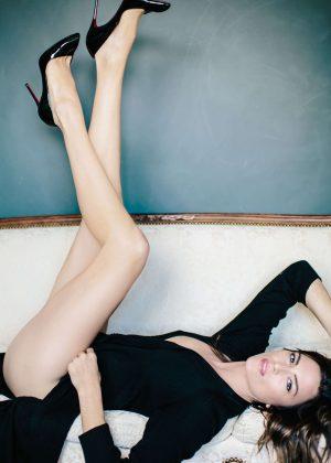 Monique Ganderton - Sharp Magazine (May 2016)